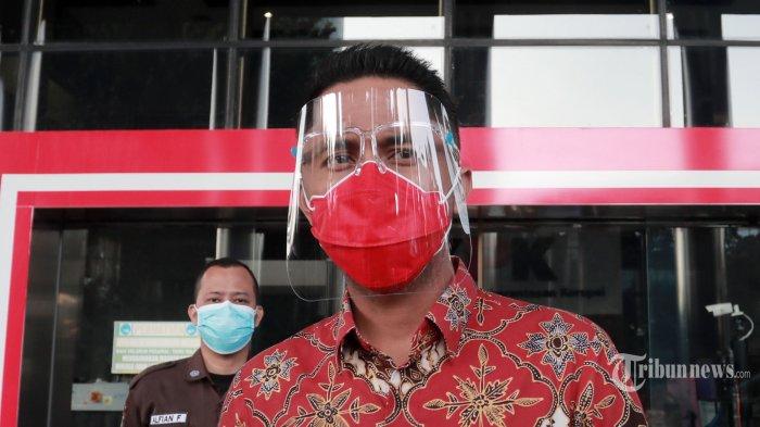 Diperiksa KPK, Hengky Kurniawan Ditanya Soal Pembagian Tugas Pemerintahan dengan Aa Umbara