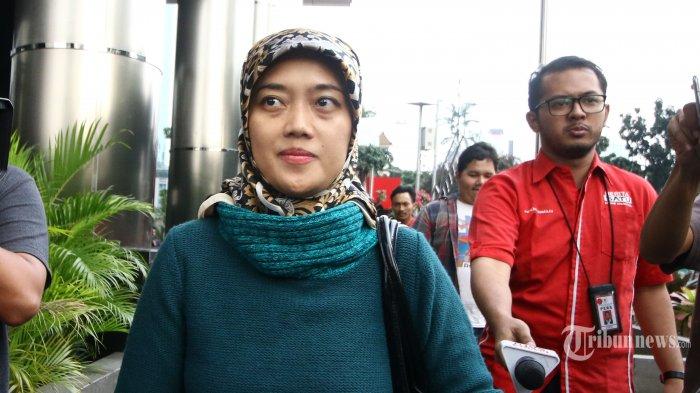 KPK Cecar Chusnunia Chalim Soal Mahar Politik Mustafa di Pilgub Lampung 2018