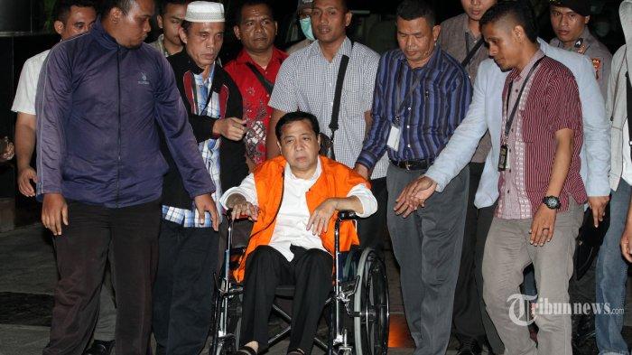MKD Gelar Rapat Bahas Pelengseran Setya Novanto dari Kursi Ketua DPR