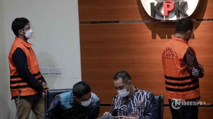 Kasus Aa Umbara, KPK Periksa Sekda Bandung Barat Asep Sodikin