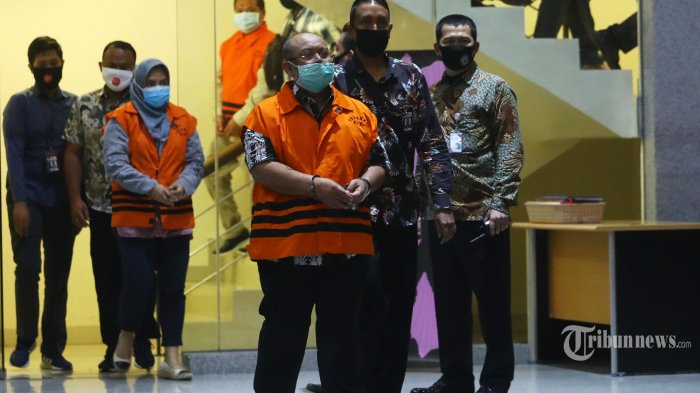 KPK Geledah 10 Tempat Terkait Kasus Suap yang Menjerat Bupati Kutai Timur dan Istrinya
