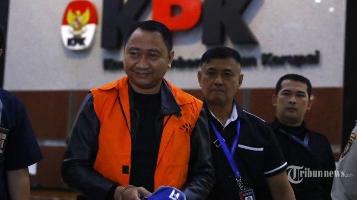 Bupati Lampung Utara Agung Mangkunegara Jadi Kepala Daerah ke-47 yang Terjaring OTT KPK