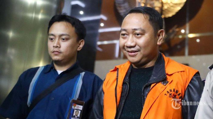 KPK Sita Uang Rp 54 Juta dan USD 2.600 dari Rumah Dinas Bupati Lampung Utara
