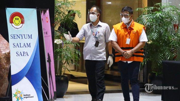 Menteri KKP Edhy Prabowo Ditangkap, Gerindra Minta Maaf pada Jokowi dan Ma'ruf Amin