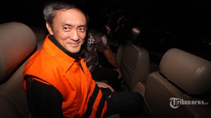 KPK Limpahkan Berkas dan Barang Bukti Eddy Sindoro ke Tahap Penuntutan