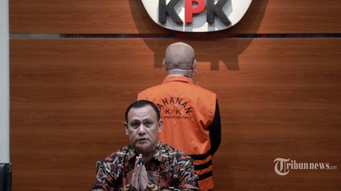 Firli Bahuri Nyatakan Perang Badar Lawan Korupsi Usai Lantik Pegawai KPK Jadi ASN