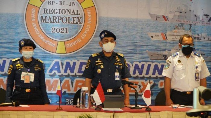 Jelang Regional Marpolex 2022, KPLP Lakukan Persiapan Bersama Coast Guard Filipina dan Jepang