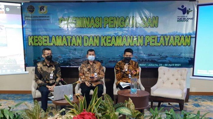 KPLP Perkuat SDM Bidang Keselamatan dan Keamanan Pelayaran Melalui Diseminasi