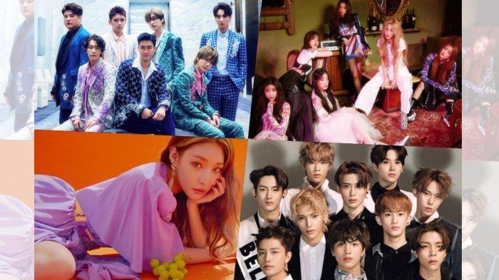 Daftar Artis yang Akan Hadiri Korea Popular Music Awards 2018