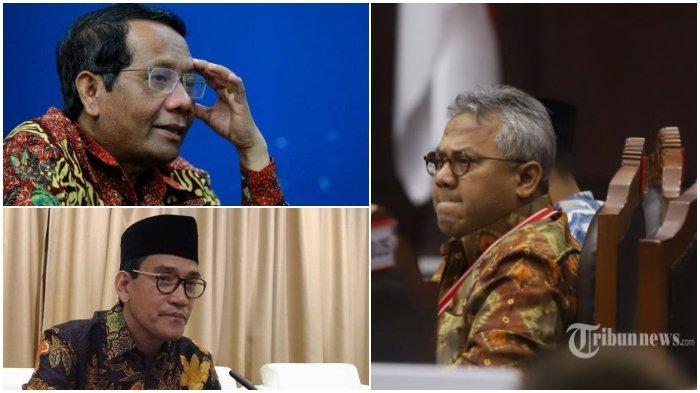 Tanggapan KPU hingga Mahfud MD soal Wacana Bawa Sengketa Pemilu ke Mahkamah Internasional