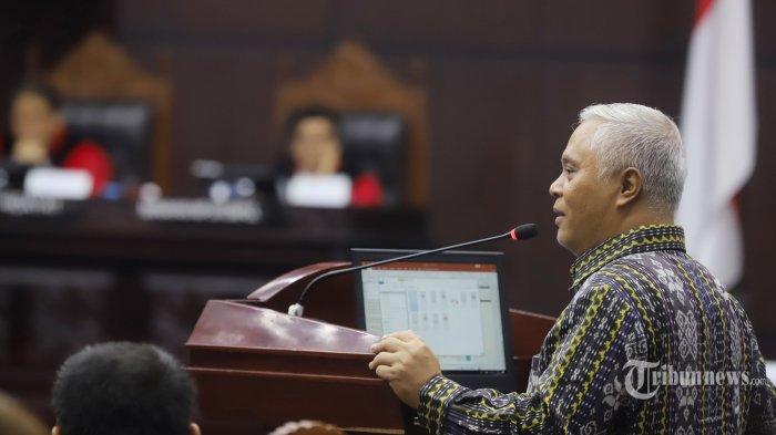 KPU Hanya Hadirkan Satu Saksi di Sidang Sengketa Pilpres 2019, Pakar: Mereka Terlalu Percaya Diri