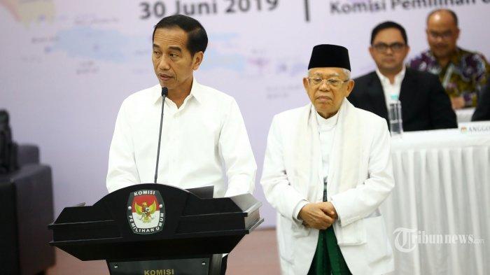 Singgung Menteri di Kabinetnya, Jokowi: Mungkin Bisa Diwarnai Anak-anak Muda