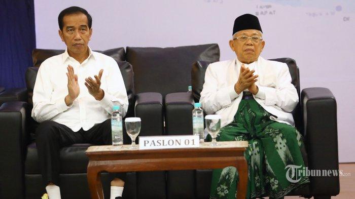 Soal Menteri Muda di Kabinet Jokowi-Maruf: Tanggapan Maruf Amin hingga Kata Pengamat
