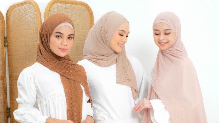 Hijab Pasmina Jadi Tren Fesyen, Mudah Dikreasikan, Cocok untuk Segala Suasana