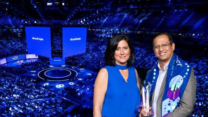 Kreatif Dinamika Integrasi Peroleh Penghargaan dari Microsoft
