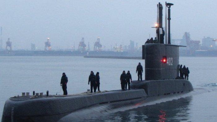 Barang dan Serpihan Ditemukan, Kapal Selam KRI Nanggala-402 Dinyatakan Subsunk alias Tenggelam