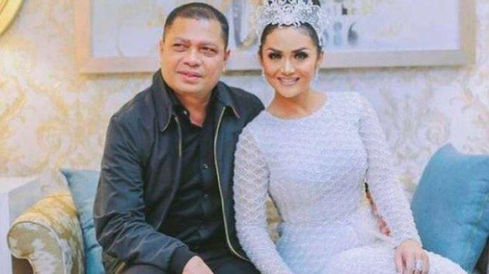 Raul Lemos Posting Soal Selingkuh, Krisdayanti Buka Suara, Bicara Soal Rumah Tangga