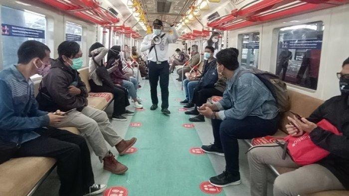 KRL Yogyakarta-Solo Beroperasi 10 Februari 2021, Ini 11 Stasiun yang Layani Naik Turun Penumpang