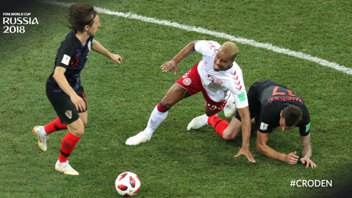 Kroasia vs Inggris: Bek Sayap Tim Tiga Singa Waspadai Luka Modric