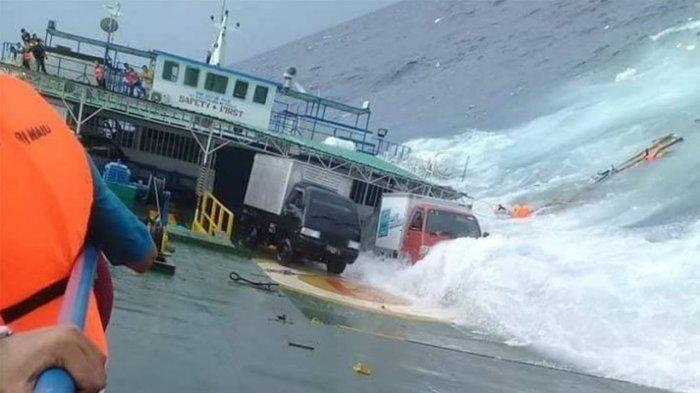 Catatan Akhir Mudik Lebaran: Petaka di Balik Angkutan Pelayaran