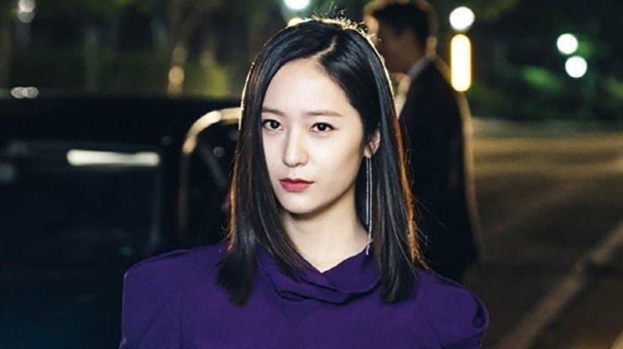 Krystal Jung Blak-blakan Tentang Perannya di Drama Search