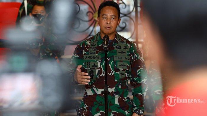 Ponakan Ganteng KSAD Jenderal Andika Perkasa Curi Perhatian, Masih 17 Tahun, Intip Potretnya!