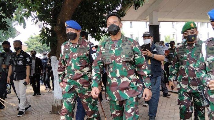 Anggota Kopassus Dikeroyok di Jaksel, KSAD: Ngapain Prajurit Kita di Situ Jam Segitu?