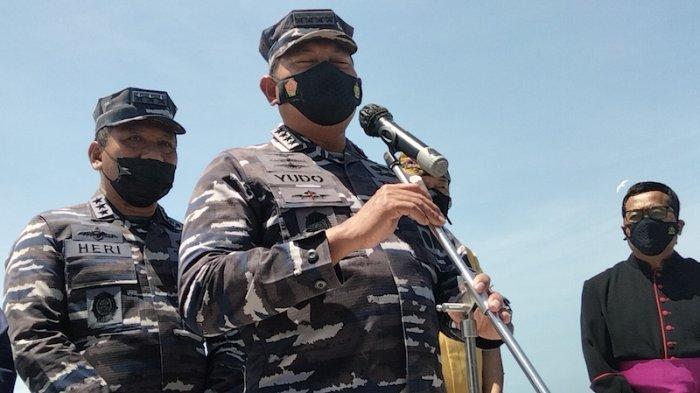 Ditanya Kesiapannya Jadi Panglima TNI, KSAL Yudo Margono: Kalau Tidak Siap, Nyebur Laut