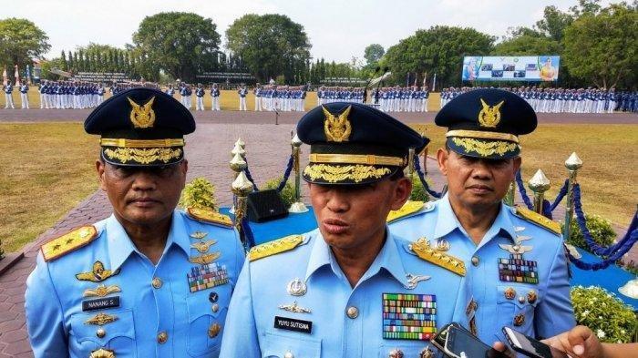 TNI-AU akan Memperkuat Alutsista dan SDM Profesional untuk Meningkatkan Pertahanan