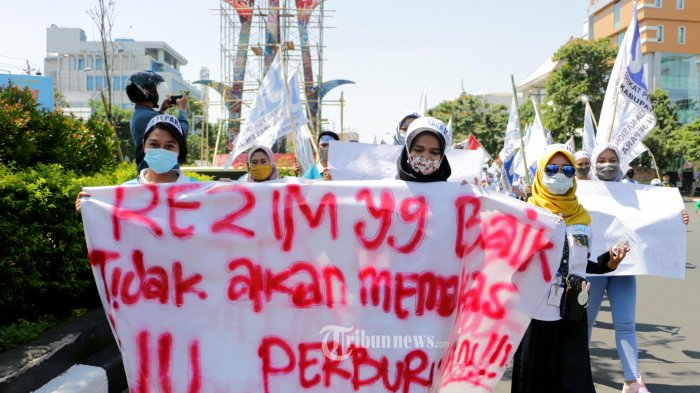 Pimpinan DPR Tanggapi Rencana Buruh Gelar Aksi Mogok Nasional Tolak RUU Cipta Kerja