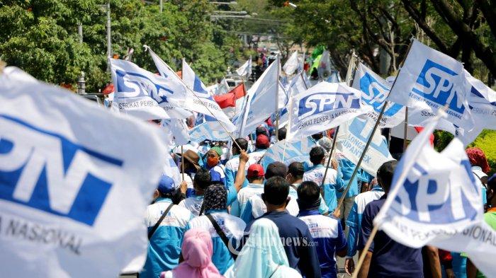 Unjuk Rasa Tolak Omnimbus Law, Polri Siapkan Skema Pengalihan Arus Lalu Lintas di Gedung DPR