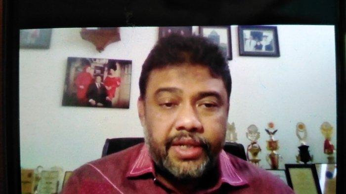 PresidenKonfederasi Serikat Pekerja Indonesia (KSPI), Said Iqbal.