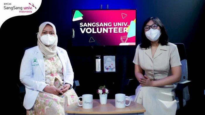 KT&G Sangsang Univ. Indonesia Ajak Masyarakat Berani Vaksin dan Tidak Skeptis Terhadap Virus Corona