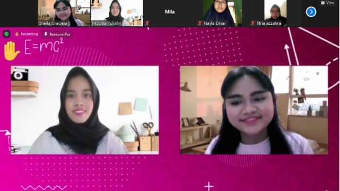 KT&G SangSang Volunteer Berikan Tambahan Pelajaran Gratis Bagi Siswa SMP dan SMA
