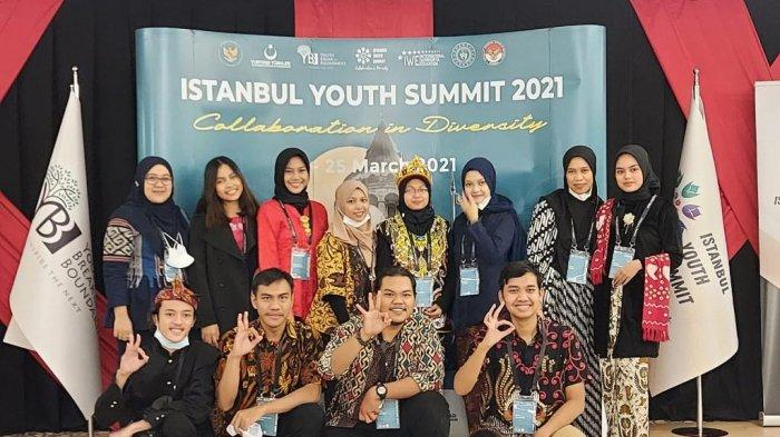 Website Karya Mahasiswa Indonesia Raih Out Standing Project di KTT Istanbul Youth Summit 2021