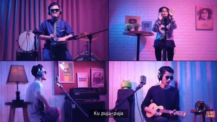 Download MP3 Lagu TikTok Ku Puja Puja - Kalia Siska feat SKA 86 Versi DJ Kentrung, Beserta Lirik