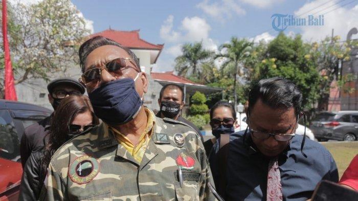 Anggota DPRD Gianyar I Wayan Arjono Berharap Agar Putranya Jerinx Bertanggungjawab