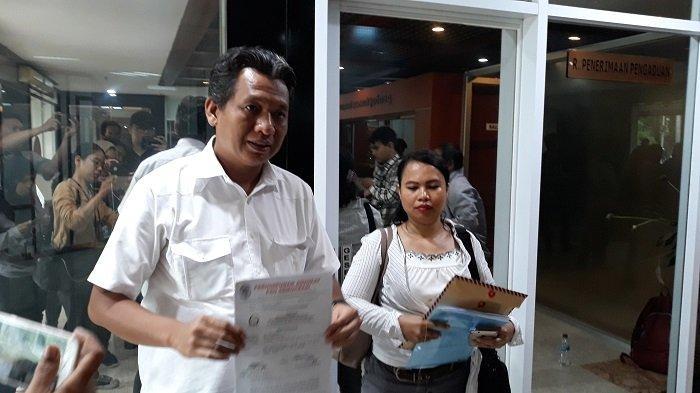 Wakil Ketua DPR Azis Syamsuddin Dilaporkan ke MKD