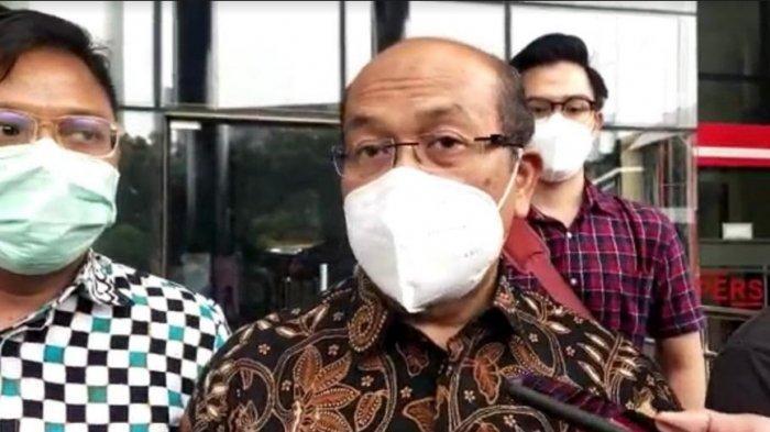 Kuasa hukum mantan Menteri Kelautan dan Perikanan Edhy Prabowo, Soesilo Aribowo.