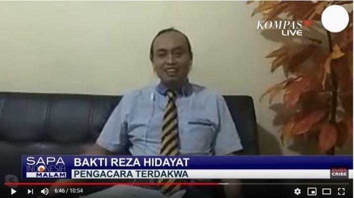 Kuasa Hukum ZA, Bakti Riza Hidayat.