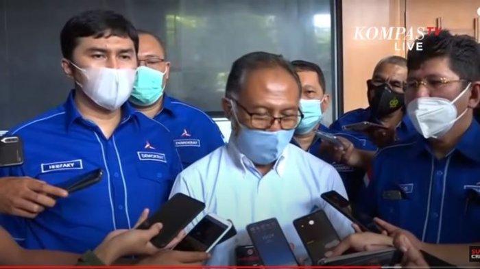 Tim Partai Demokrat kubu AHY layangkan gugatan pada 10 mantan kader, diantaranya peserta KLB Deli Serdang, Sumatera Utara.