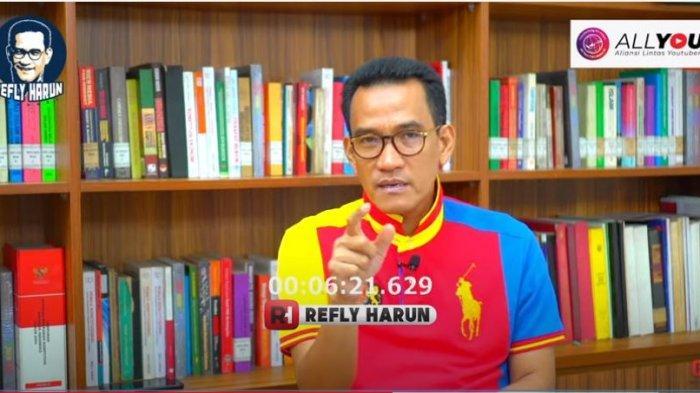 Kubu Demokrat AHY gugat peserta KLB ke PN, Pengamat Hukum Ketatanegaraan Refly Harun: Harusnya selesaikan di Mahkamah Partai Poltik (Parpol) dulu.
