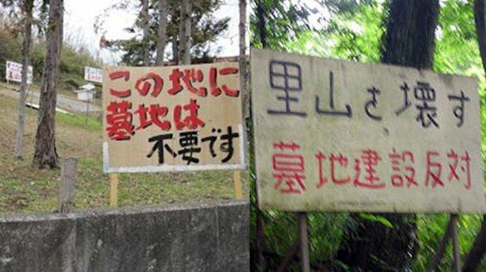 Banyak Warga Menentang Pembangunan Kuburan di Jepang