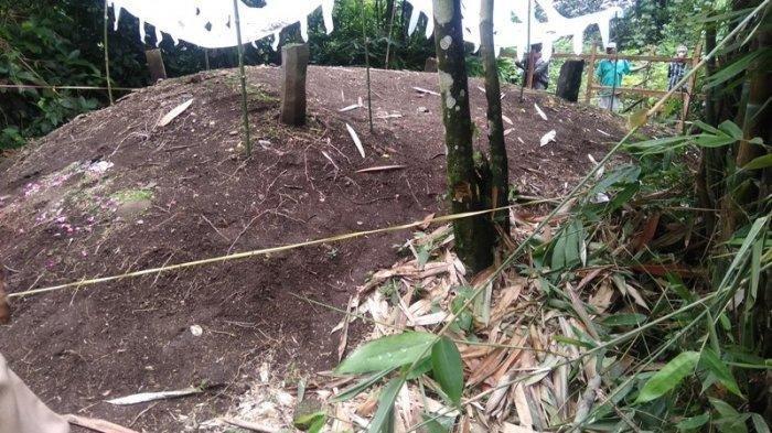 Fakta Fenomena Kuburan Tua Menggelembung Setinggi 1,5 Meter di Padang Pariaman, Kondisinya Kini