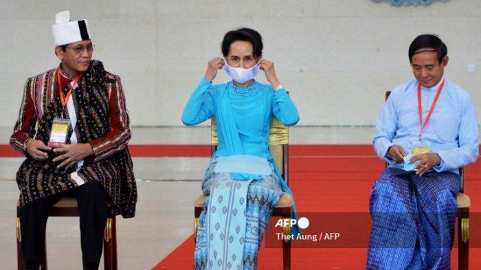 Polisi Myanmar Ajukan Tuntutan Terhadap Aung San Suu Kyi karena Langgar UU Ekspor-Impor