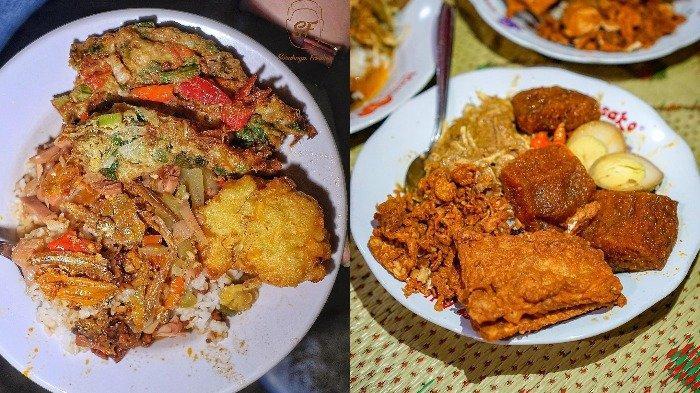 Rekomendasi 9 Kuliner Malam Enak di Jogja, Ada Nasi Campur hingga Gudeg
