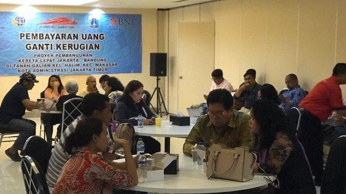 Proses Pembayaran UGR Kereta Cepat Jakarta - Bandung Hampir Rampung
