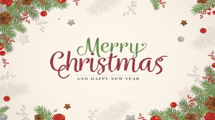 Kumpulan Ucapan Selamat Hari Natal 2020 dalam Bahasa ...