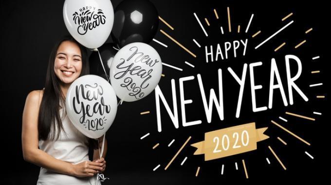 5 Aplikasi Rekomendasi untuk Membuat Kartu Ucapan Tahun Baru 2020