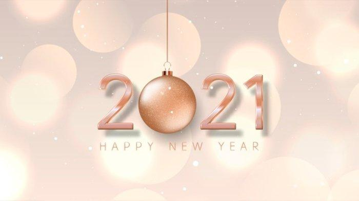 Ucapan Selamat Tahun Baru untuk Keluarga, Pacar dan Sahabat dalam Bahasa Inggris dan Indonesia